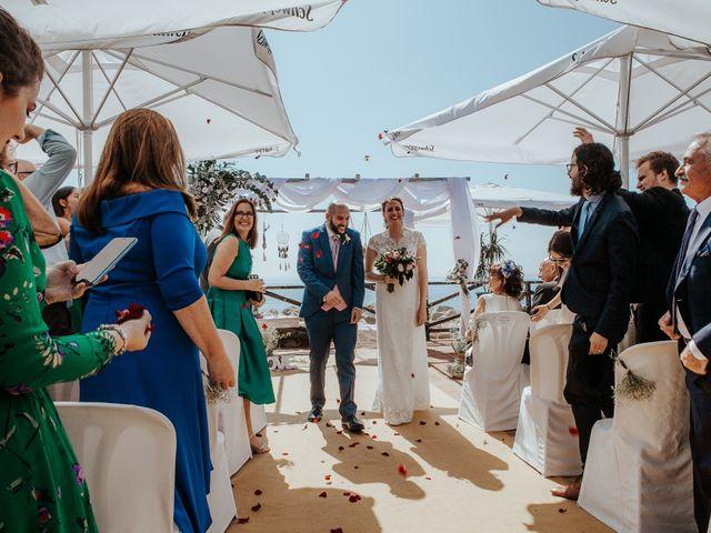 La boda de Jesús y Bea en Benajarafe, Málaga 18