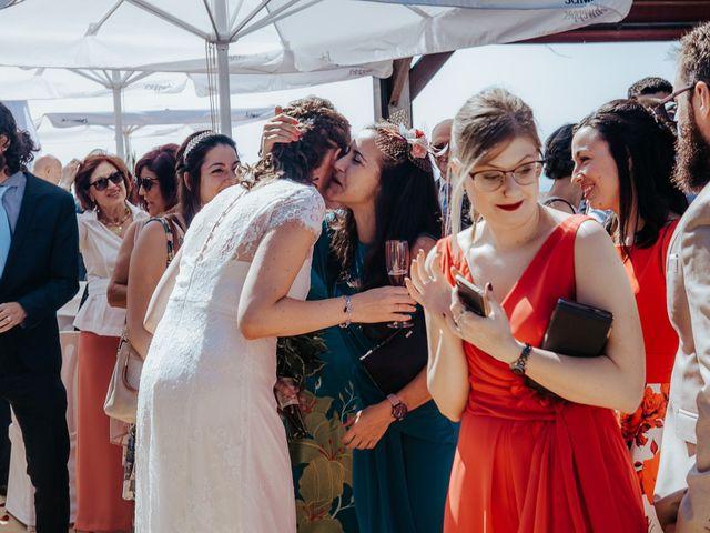 La boda de Jesús y Bea en Benajarafe, Málaga 21