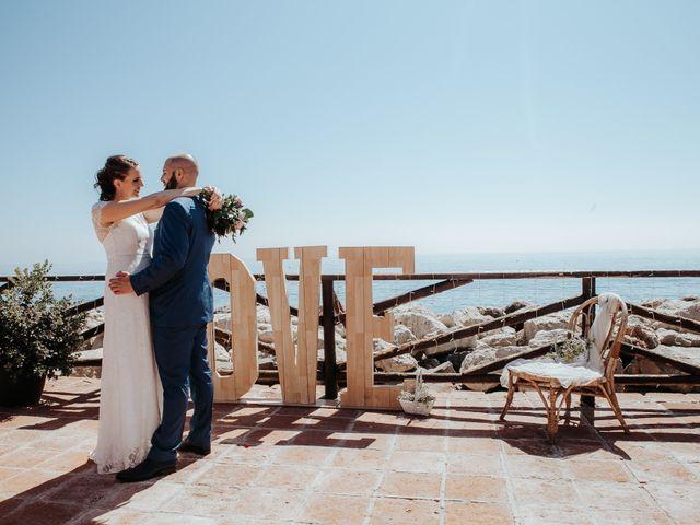 La boda de Jesús y Bea en Benajarafe, Málaga 27