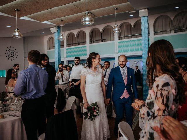 La boda de Jesús y Bea en Benajarafe, Málaga 30