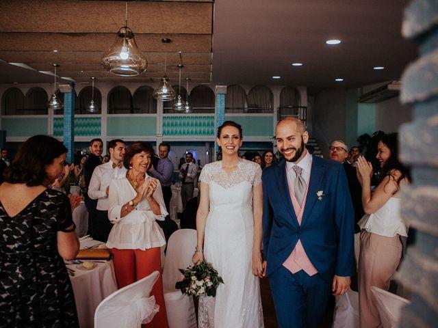 La boda de Jesús y Bea en Benajarafe, Málaga 31