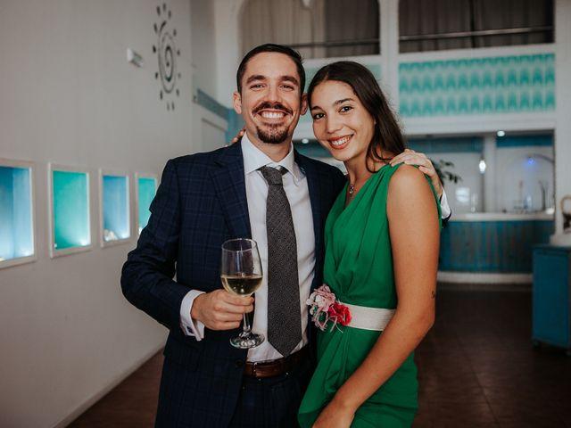 La boda de Jesús y Bea en Benajarafe, Málaga 35