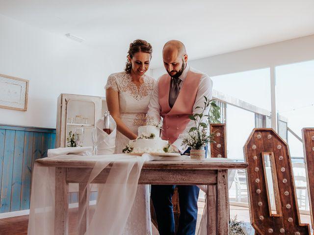La boda de Jesús y Bea en Benajarafe, Málaga 36