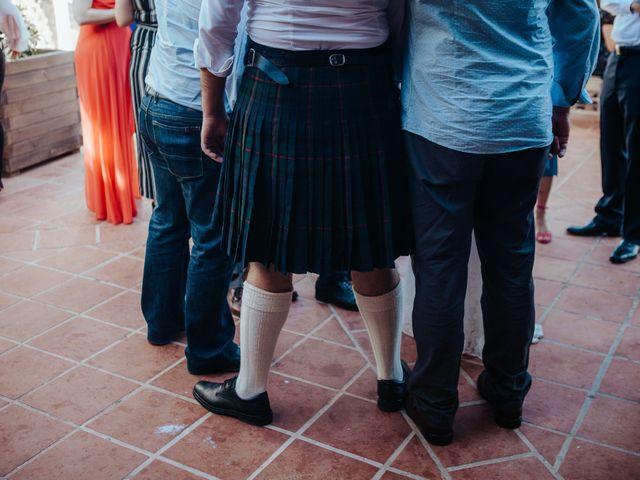 La boda de Jesús y Bea en Benajarafe, Málaga 39