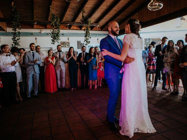 La boda de Jesús y Bea en Benajarafe, Málaga 45