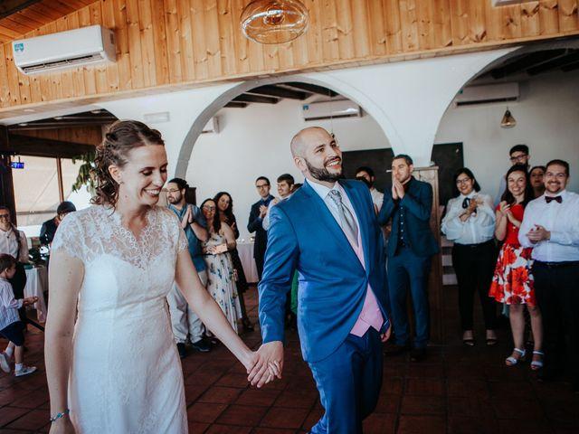 La boda de Jesús y Bea en Benajarafe, Málaga 47