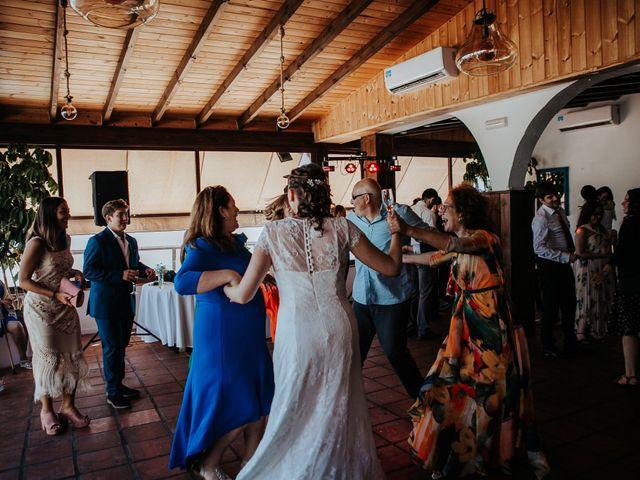 La boda de Jesús y Bea en Benajarafe, Málaga 51