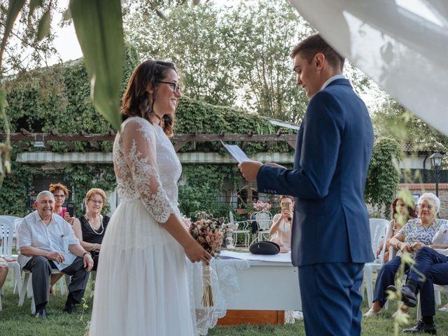 La boda de José Joaquín y Encarni en La Carolina, Jaén 1