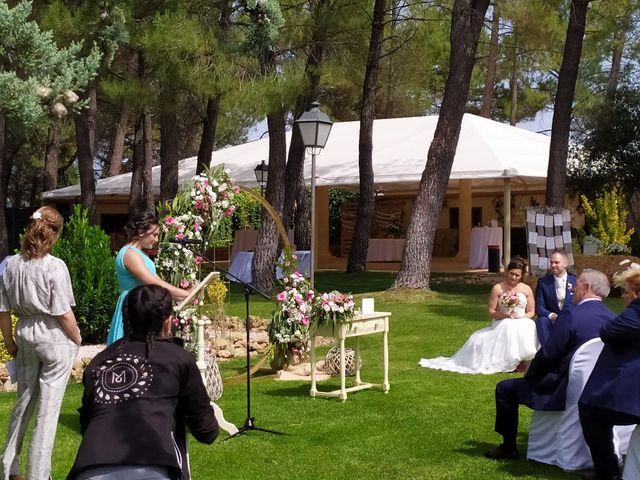 La boda de Jennifer y Adrian en Garray, Soria 1