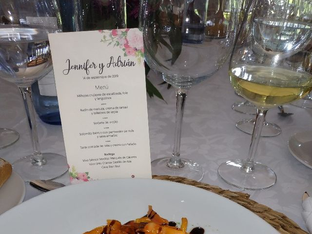 La boda de Jennifer y Adrian en Garray, Soria 3