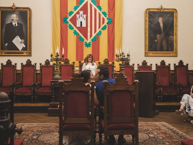 La boda de Noel y Sònia en Sant Cugat Del Valles, Barcelona 28