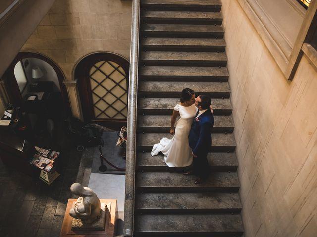 La boda de Noel y Sònia en Sant Cugat Del Valles, Barcelona 53