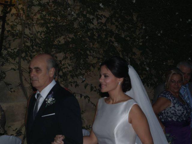 La boda de Andrés y Sarai en Almodovar Del Rio, Córdoba 10