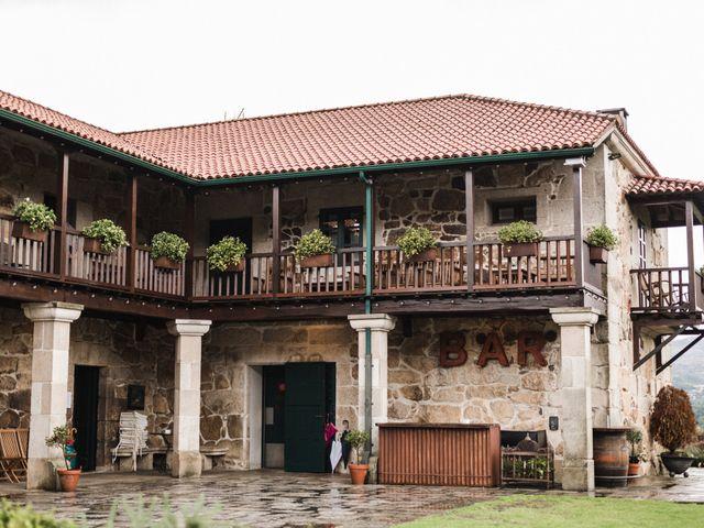 La boda de Martín y Bit en Ribadavia, Orense 2