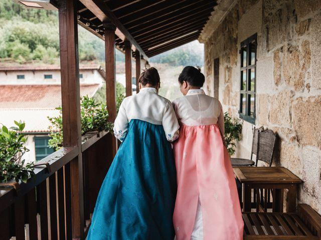 La boda de Martín y Bit en Ribadavia, Orense 11