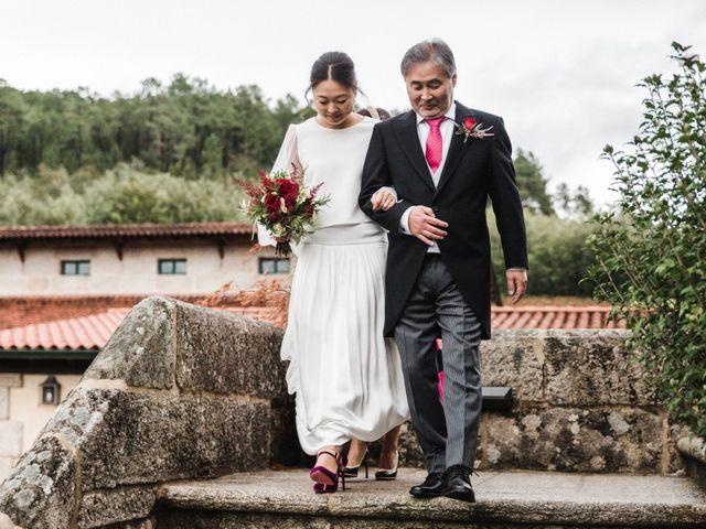 La boda de Martín y Bit en Ribadavia, Orense 12