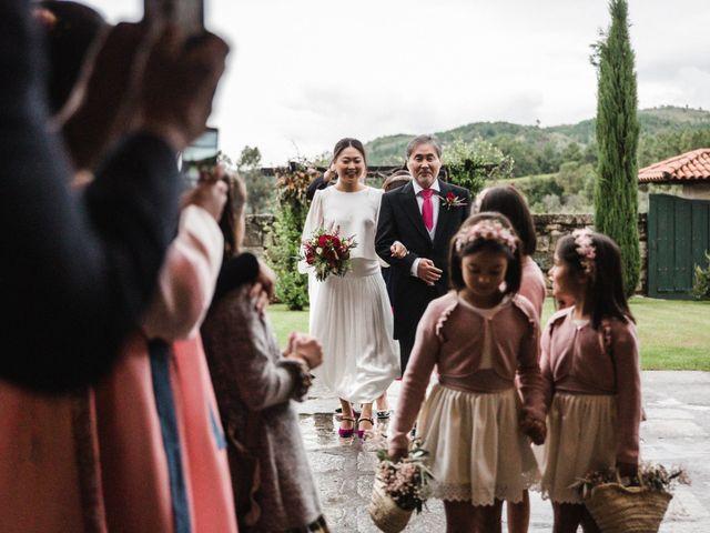La boda de Martín y Bit en Ribadavia, Orense 13