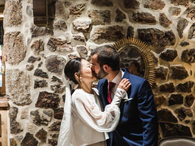 La boda de Martín y Bit en Ribadavia, Orense 14