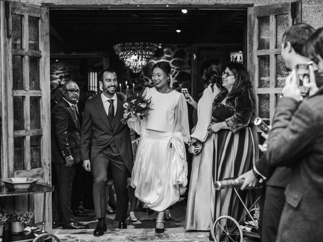 La boda de Martín y Bit en Ribadavia, Orense 15