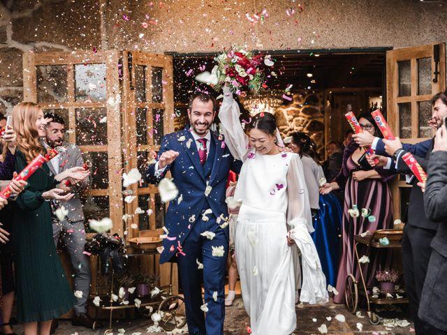 La boda de Martín y Bit en Ribadavia, Orense 16