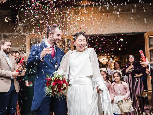La boda de Martín y Bit en Ribadavia, Orense 17