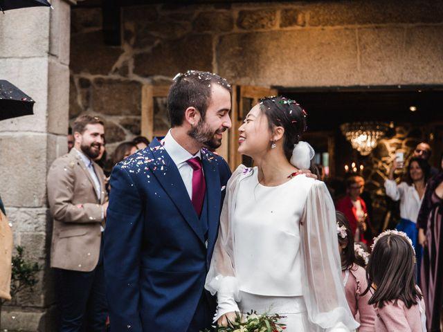 La boda de Martín y Bit en Ribadavia, Orense 18