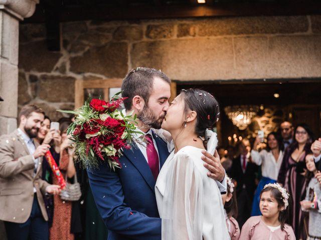 La boda de Martín y Bit en Ribadavia, Orense 19