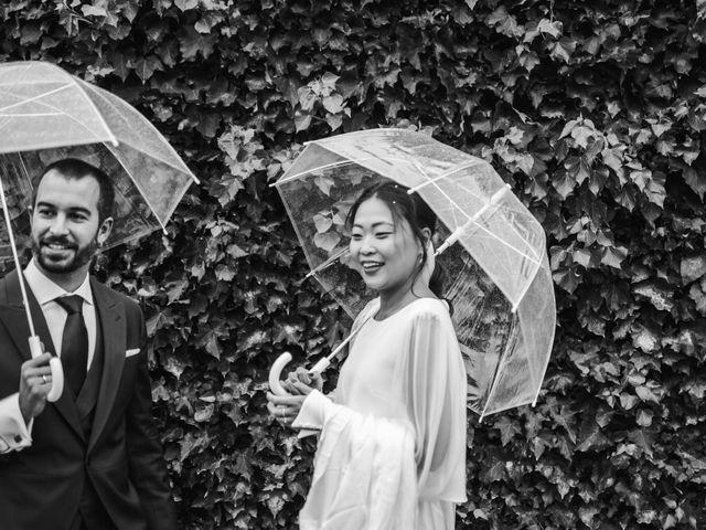 La boda de Martín y Bit en Ribadavia, Orense 20