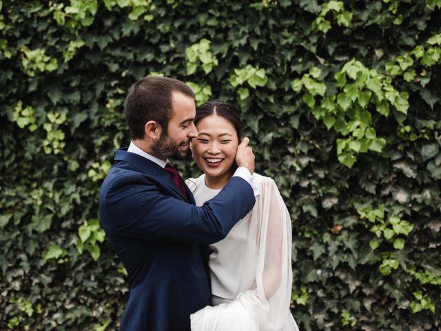La boda de Bit y Martín