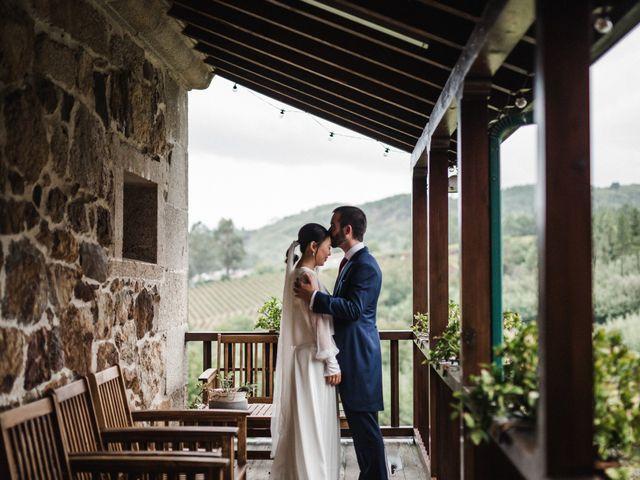 La boda de Martín y Bit en Ribadavia, Orense 26