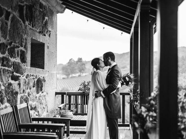 La boda de Martín y Bit en Ribadavia, Orense 28