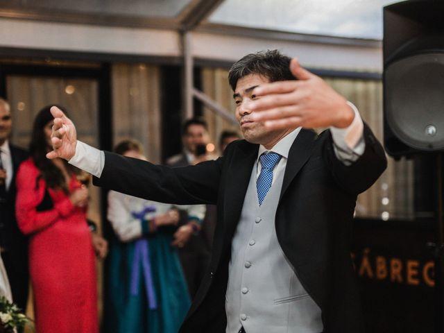 La boda de Martín y Bit en Ribadavia, Orense 39