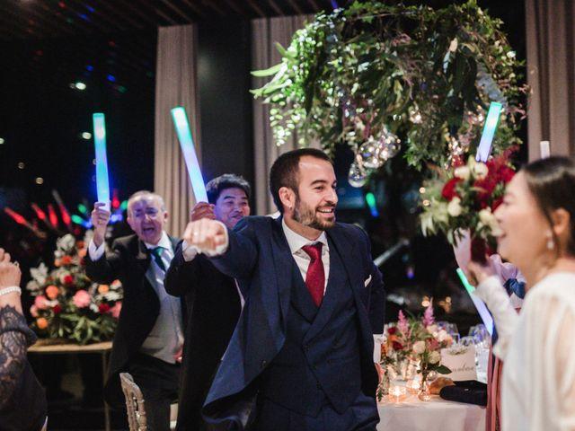 La boda de Martín y Bit en Ribadavia, Orense 46