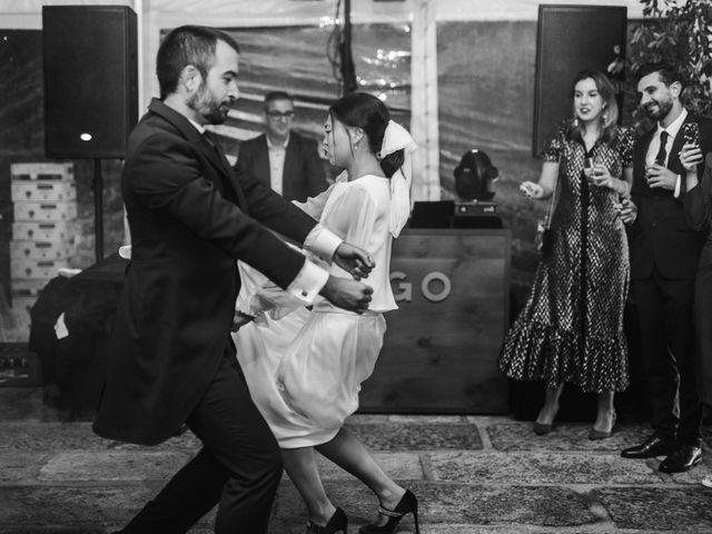 La boda de Martín y Bit en Ribadavia, Orense 54