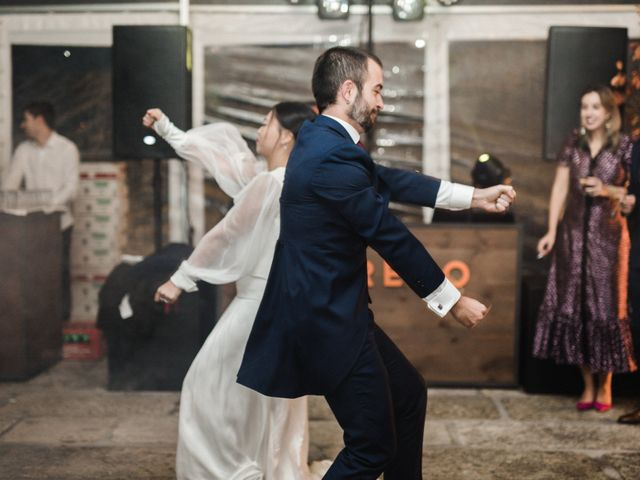 La boda de Martín y Bit en Ribadavia, Orense 55