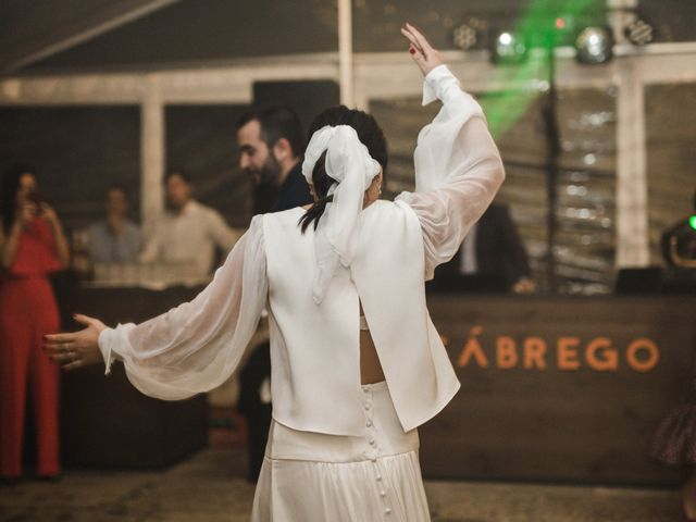 La boda de Martín y Bit en Ribadavia, Orense 57