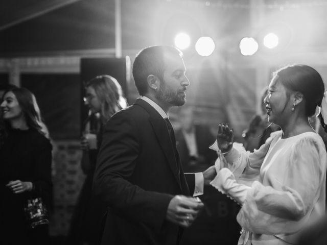 La boda de Martín y Bit en Ribadavia, Orense 59