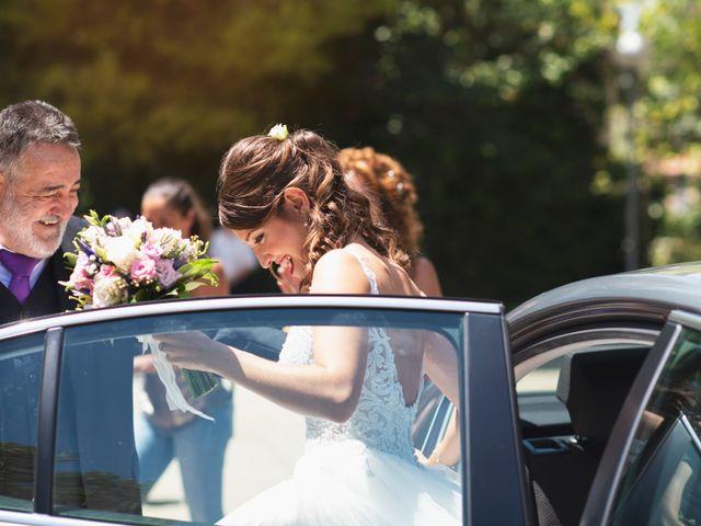 La boda de Alex y Yanire en Fuentes De Ebro, Zaragoza 10