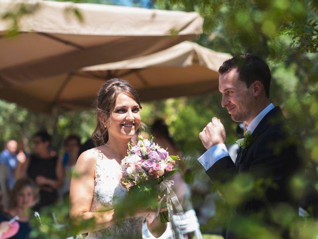 La boda de Alex y Yanire en Fuentes De Ebro, Zaragoza 12