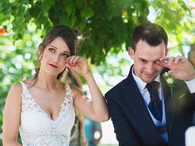 La boda de Alex y Yanire en Fuentes De Ebro, Zaragoza 15
