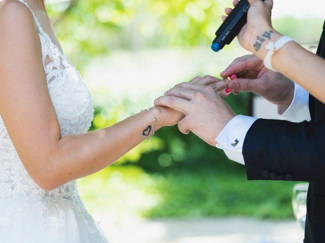 La boda de Alex y Yanire en Fuentes De Ebro, Zaragoza 1