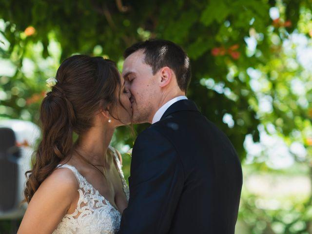 La boda de Alex y Yanire en Fuentes De Ebro, Zaragoza 20