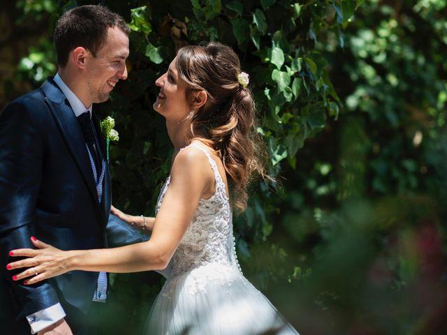 La boda de Alex y Yanire en Fuentes De Ebro, Zaragoza 21