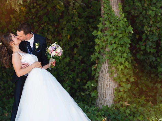 La boda de Yanire y Alex