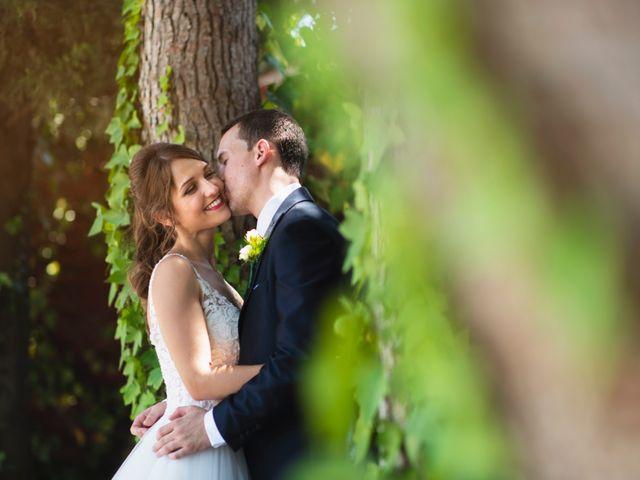 La boda de Alex y Yanire en Fuentes De Ebro, Zaragoza 22