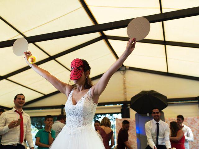 La boda de Alex y Yanire en Fuentes De Ebro, Zaragoza 35
