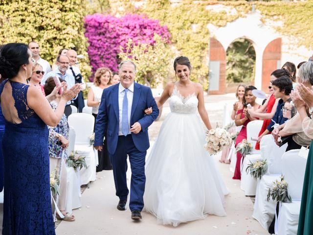 La boda de Pedro y Sandra en Arenys De Munt, Barcelona 11
