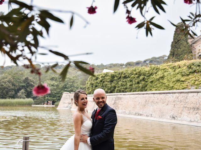 La boda de Pedro y Sandra en Arenys De Munt, Barcelona 14