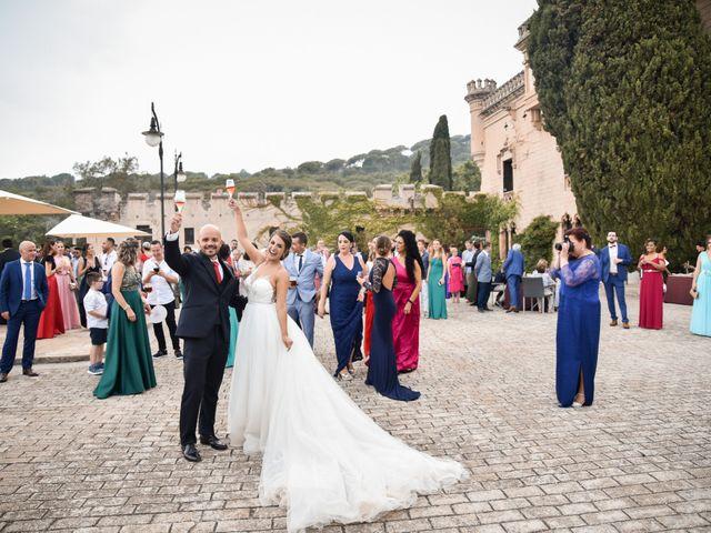 La boda de Pedro y Sandra en Arenys De Munt, Barcelona 17
