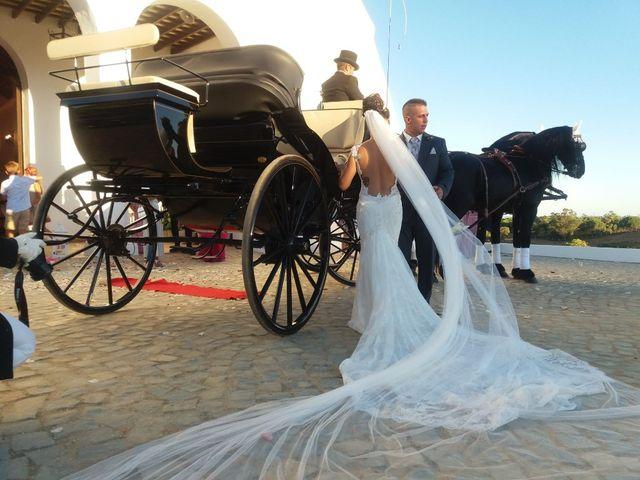 La boda de Carlos  y Jessica  en Villablanca, Huelva 5